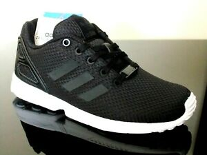 Adidas Zx Flux Boys Shoes Trainers Uk Size 11 - 11.5 Kids  Bb9105