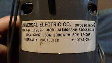 Magnetek  Universal Electric Motor 1/40 hp 3000 RPM # 34  JA1m623N #
