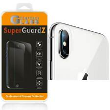 2X Rear Camera Of iPhone XS Max - Tempered Glass Screen Protector Guard Shield
