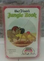 Vintage Disney Top Trumps Cards Top Quartet The Jungle Book Card Game