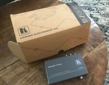 Kramer 103AV 1:3 Composite Video & Stereo Audio Distribution Amplifier NIB