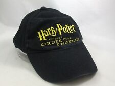 Harry Potter Girls Hogwarts Baseball Cap Black