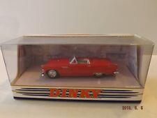 Dinky 1955 ford thunderbird diecast  model car 1:43 scale