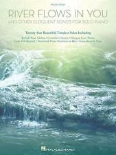 RIVER FLOWS IN YOU/OTHER ELOQUENT SONGS FOR PIANO - PIANO SOLO SONGBOOK 123854