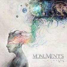 "Monuments ""Gnosis"" LP+CD [Progressive Metal from UK, like Periphery & TesseracT]"