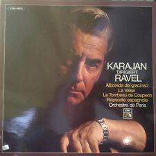 Orchestre De Paris Karajan Dirigiert Ravel ,NEAR MINT,cleaned,EMI  -  LP Vinyl