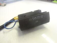 APRILIA RS125 REGULATOR RECTIFIER  -  SHINDENGEN SH572-12 - 5-PIN + 1 WIRE