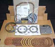A500 500 42RE 42RH 44RE Super Master Rebuild Overhaul Kit Late 1998-on W Steels