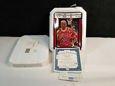 MICHAEL JORDAN 1996 UPPER DECK  25000 POINTS COLLECTOR #PLATE.