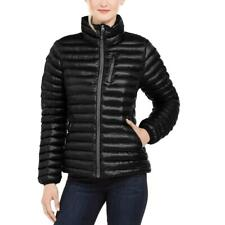 Marmot Womens Black Lightweight Warm Casual Puffer Jacket Coat M BHFO 9012