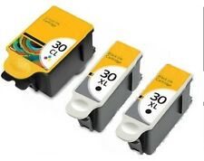 3 Kodak 30XL Ink Cartridges for ESP 3.2 C310 C315 2150 2170 Hero 3.1 5.1 Printer