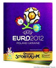 Panini EM 2012  10 Sticker  aussuchen aus fast allen  Deutsche Version