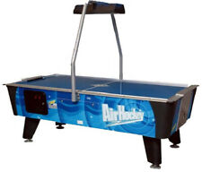 Valley-Dynamo Blue Streak Coin Operated Air Hockey Table with Overhead Scoring