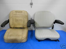 HIGH BACK COMFORT WIDE BOTTOM SEAT FITS DIXIE CHOPPER ZTR, ZERO TURN MOWERS #KW