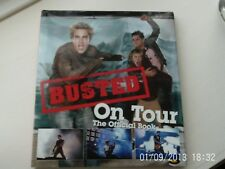 BUSTED ON TOUR THE OFFICIAL BOOK