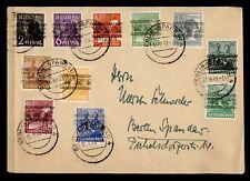 DR WHO 1948 GERMANY OVPT BERLIN SPANDAU  g42722
