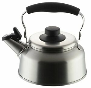 Seeds Cooking Whistleblower Kettle 1.6L YJ1296 Small Kitchen Appliances Japan
