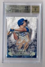 COREY SEAGER 2016 TOPPS TIER ONE COPPER AUTO ROOKIE RC #25/25 BGS 10 PRISTINE