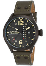 New Mens Invicta 22187 Day/Date I Force Casual Quart Watch