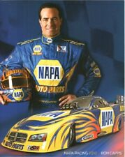 2010 Ron Capps Napa Dodge Charger Funny Car NHRA postcard