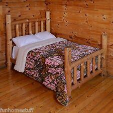 """PINK CAMO CAMOUFLAGE Woods Luxury Queen Sherpa Blanket 79""""x96"""" + Queen Sheet Set"""