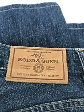 Rodd and Gunn Men's Causal Jeans Size 34/27