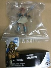 Star Wars Legacy Collection Quarren Soldier Action Figure New Completed