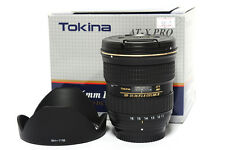 Tokina AT-X 116 Pro DX AF 11-16mm F/2.8 II Lens for Nikon *MINT in Box*