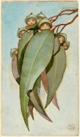 Gumnut Babies : May Gibbs :c1916 Archival Quality Art Print Suitable for Framing