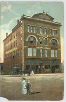 Postcard 1912 Barlow's Hotel of Trenton, NJ