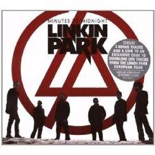 LINKIN PARK - MINUTES TO MIDNIGHT CD ROCK 15 TRACKS NEW