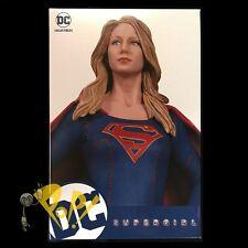 """SUPERGIRL TV Show 12"""" Statue KARA ZOR-EL Melissa Benoist DC Comics CBS In Stock"""