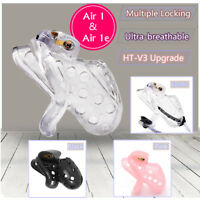 New Venting Hole Design Male(Electric)Chastity Device Kidding Zone Air 1/Air 1e+
