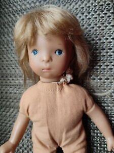 Puppe Sylvia Natterer Minouche Mohair Haare