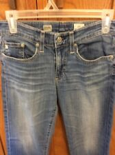 AG Adriano Goldschmied Womens Jeans Simona Easy Straight Let Size 26