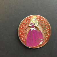 WDW Stained Glass Princess Series Aurora from Sleeping Beauty Disney Pin 20370