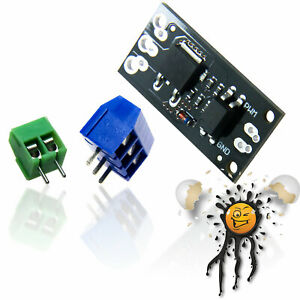 Arduino Power PWM Mosfet Modul mit Optokoppler isolated FR120N LR7843 AOD4184