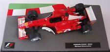 F1 Formula 1 Car Collection #16 2002 Ferrari F2002 - Michael Schumacher