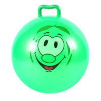 100lbs Capacity 10'' Kids Childrens Space Hopper Hop Bounce Jump Ball Toys