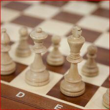 PROFI Schachspiel Turnierschach Schach STAUNTON 6 - 51 x 51cm