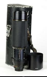 Lens Minolta Apo Tele Zoom 8/100-500mm  for Minolta MD