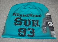 ADULTS MIAMI DOLPHINS NDAMUKONG SUH NFL FOOTBALL PLAYER BEANIE CAPS HAT
