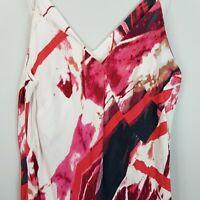 [ SABA ] Womens Print Slip Dress  | Size AU 10