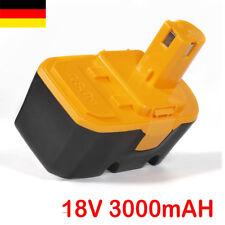3,0 Ah 18 V One Plus Batterie für Ryobi P100 P105 P103 P107 P520 Werkzeuge AKKU