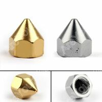Nozzle Tier Time UP 1.75/0.4mm Filament Nozzle For 3D Printer Brass Stainless