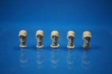 Resin Kit 381 1/35 Character Head Set