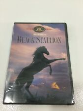 The Black Stallion (DVD, 1997, Letterbox and Standard Family Treasures) NEW