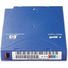 Tape drives y data cartridge HP lto-1 para ordenadores y tablets