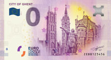 Billet Touristique 0 Euro - City of Ghent - 2019-1