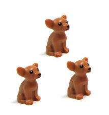 Lego Friends Pet Brown Dog